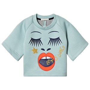 Image of Raspberry Plum Blue Face Valentina Tee 3-4 years (3065524185)