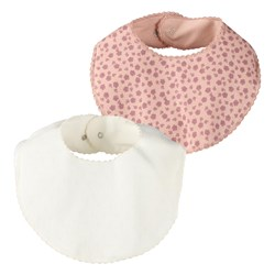 Noa Noa Miniature Various Bib Misty Rose