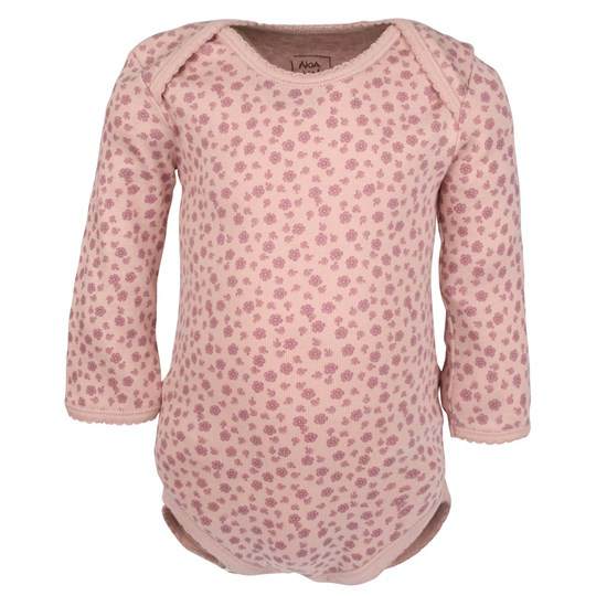 Noa Noa Miniature Baby Body L Sleeve Misty Rose Pink