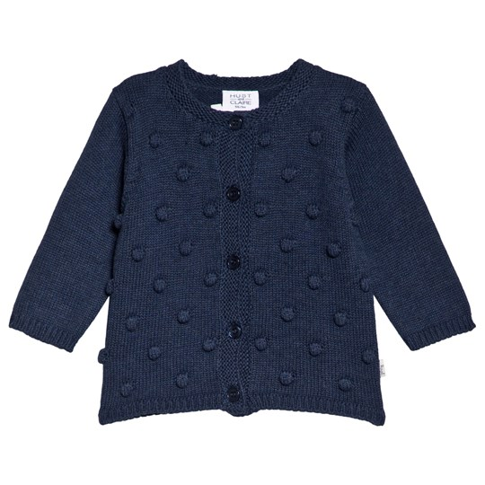 Hust&Claire Cammi Cardigan Blue Night Blue