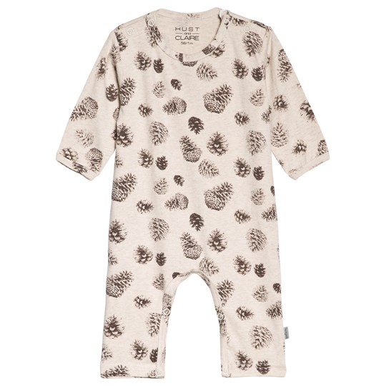 Hust&Claire Mama One-Piece Beige Wheat