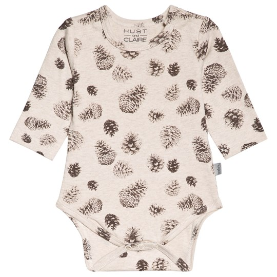Hust&Claire Bebe Baby Body Beige Wheat