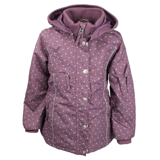 Noa Noa Miniature Snow Jacket Short Light Purple Purple