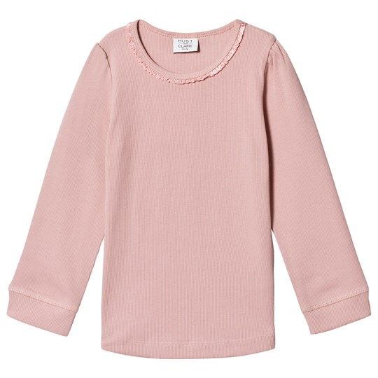 Hust&Claire Amanda T-Shirt Pink Dusty Rose