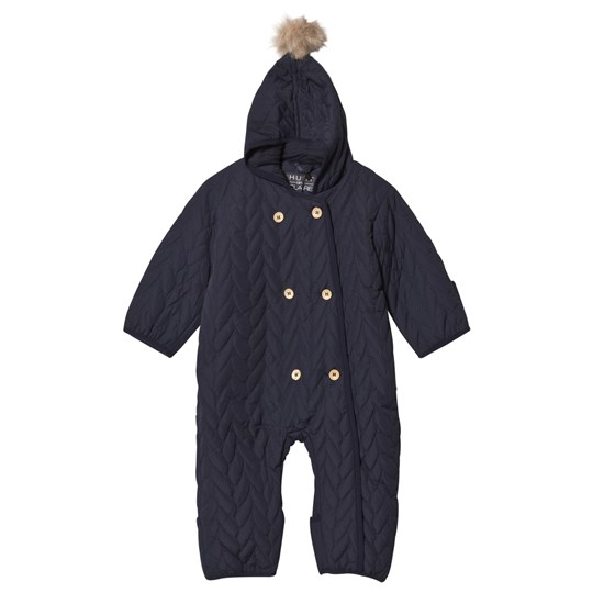 Hust&Claire Osman Coverall Blue Blues