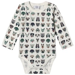 Hust&Claire Billy Baby Body Off White