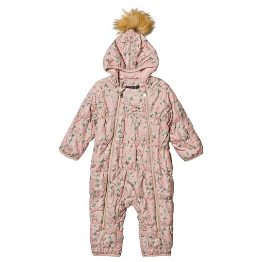 Hust&Claire Ofia Coverall Pink Dusty Rose