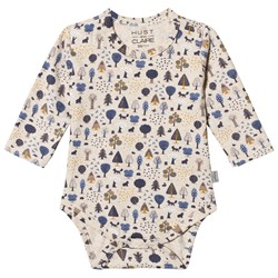 Hust&Claire Bebe Baby Body Blue