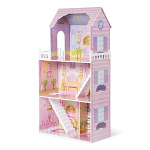 Image of STOY Dolls Dollhouse XL Orland Pink (3066370017)