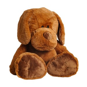 Image of Molli Toys Brown Bigfoot Dog 3 - 12 år (3066370045)