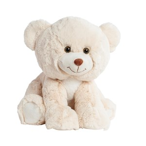 Image of Molli Toys White Teddy 3 - 12 år (3066370047)