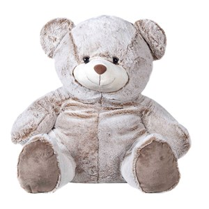 Image of Molli Toys Grey Big Bear 3 - 12 år (3066370055)