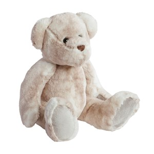 Image of Molli Toys Grey Premium Teddy 3 - 12 år (3066370061)