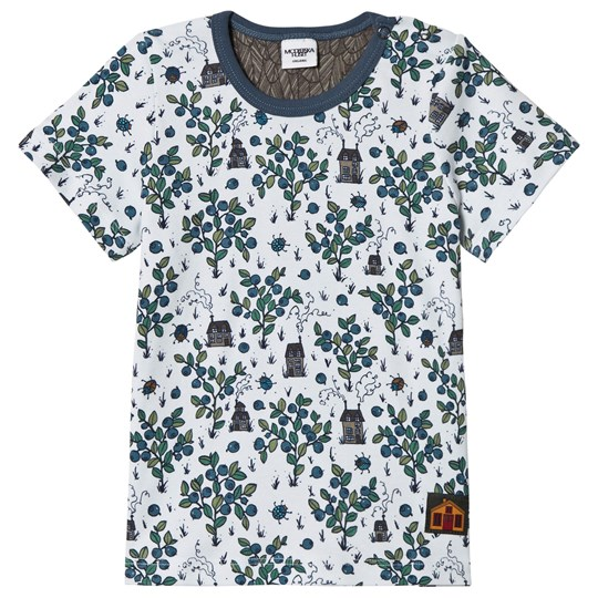 Modéerska Huset T-Shirt Blueberry Picking Blueberry Picking