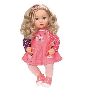 Image of Baby Annabell Sophia So Soft 24 months - 8 years (3066370079)