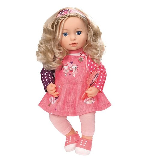 Baby Annabell Sophia So Soft Docka Pink