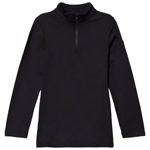 Image of Fusalp Black Half Zip Mid Layer 8 years (3125285883)