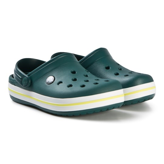 Crocs Evergreen Crocband Clogs Evergreen
