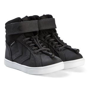 Image of Hummel Splash Mid Jr Asphalt 34 EU (3125234277)