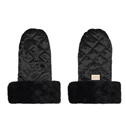 Bjällra of Sweden Handmuff Black Velvet