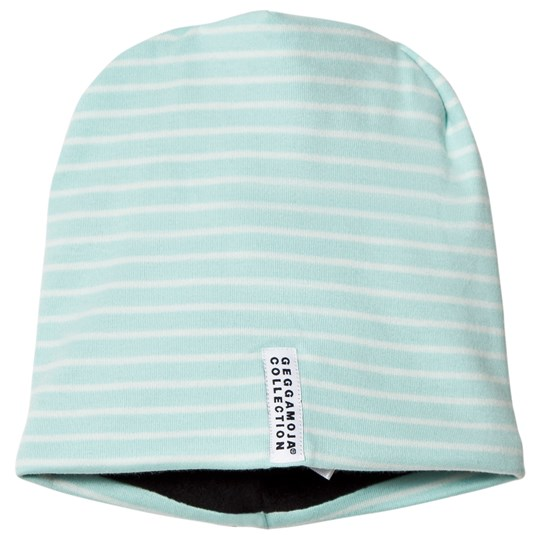 Geggamoja Topline Fleece Hat Soft Mint/Mint Green