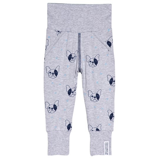 Geggamoja Bulldog Pants Grey Black