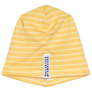 Image of Geggamoja Topline Hat Yellow/Light Yellow L (Fra 6 år) (3125252033)
