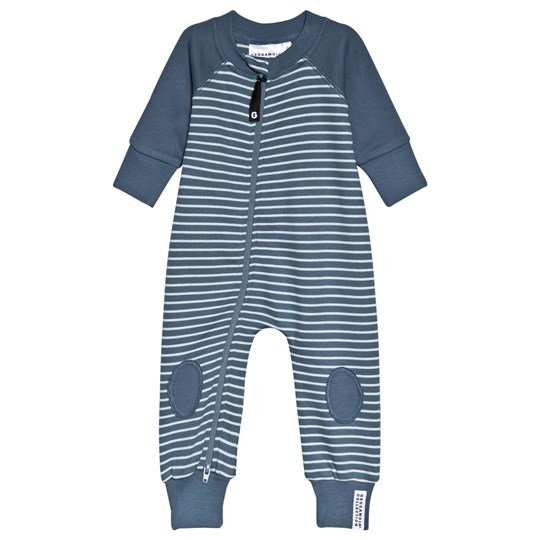 Geggamoja One-Piece Soft Blue/Blue Blue
