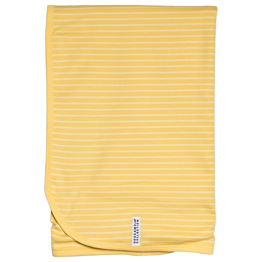 Geggamoja Baby Blanket Yellow/Light Yellow Yellow