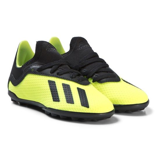 best service a258a 600ab adidas Performance - Solar Yellow X 18.3 Turf Soccer Boots ...