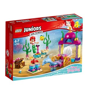 Image of LEGO Juniors 10765 LEGO® Juniors Ariel's Underwater Concert 4 - 7 years (3151387677)