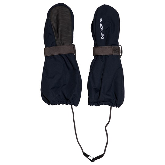 Didriksons Biggles Mittens Navy Navy