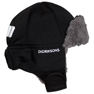 Image of Didriksons Biggles Cap Black 50 cm (3125254931)