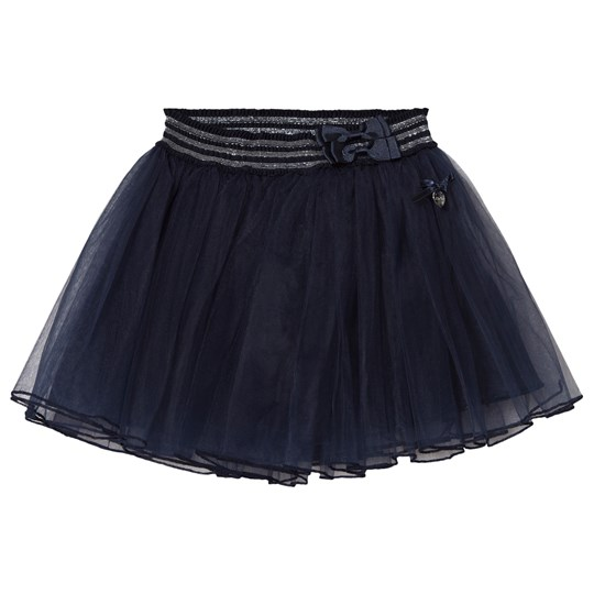 Le Chic Navy Petitcoat Skirt Navy