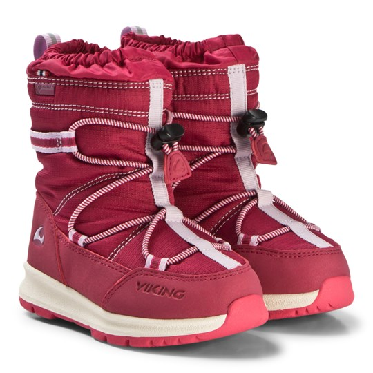 Viking Asak GTX Boots Cerise and Pink Cerise/Pink