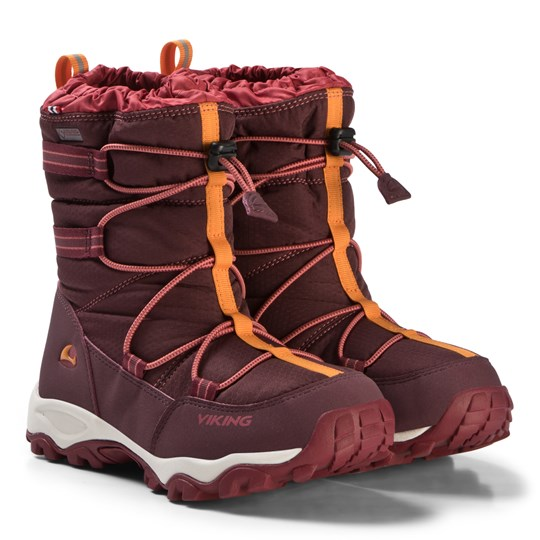 Viking Tofte GTX Boots Wine/Dark Red Wine/Dark Red