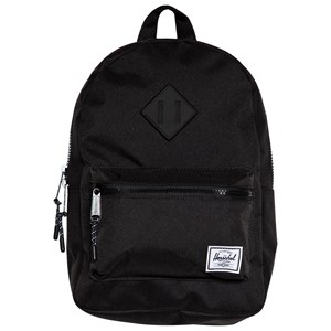 Image of Herschel Heritage Kids Backpack Black/Black Rubber (3143207141)