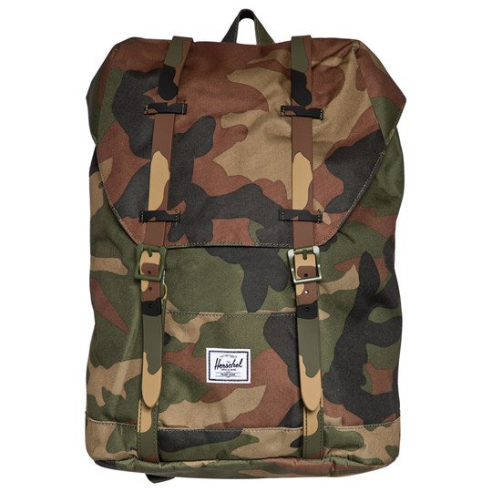 Herschel Retreat Youth Backpack Woodland Camo Woodland Camo