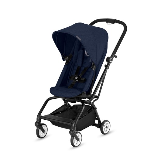 Cybex Eezy S Twist Stroller Denim Blue Denim Blue