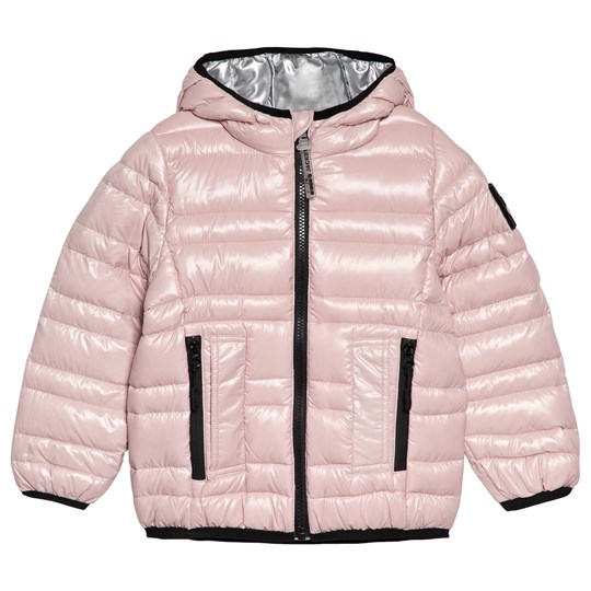 Diadora Pale Pink Thermally Insulated Light Down Jacket 42