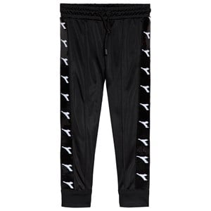Image of Diadora Black Tech Sequin Sweatpants XXS (4 years) (1115098)