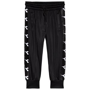 Image of Diadora Black Branded Tech Sweatpants L (12 years) (3125278989)