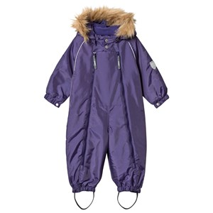 Image of Ticket to heaven Baggie Snowsuit Deep Wisteria Purple 74 cm (6-9 mdr) (3125307027)