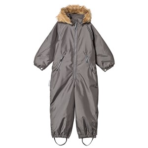 Image of Ticket to heaven Baggie Snowsuit Castlerock Grey 104 cm (3-4 år) (3125307095)