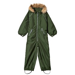 Ticket to heaven Baggie Snowsuit Black Forest Olive