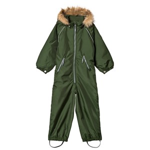Image of Ticket to heaven Baggie Snowsuit Black Forest Olive 104 cm (3-4 år) (3125307311)