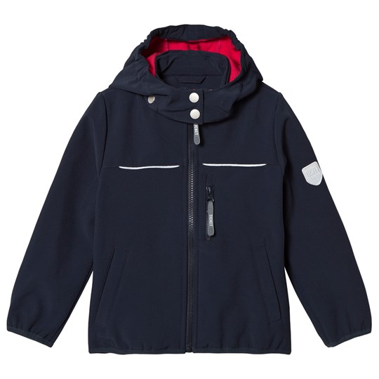 Ticket to heaven Alex Softshell Jacket Total Eclipse Blue Total Eclipse Blue