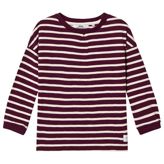 ebbe Kids Melody Tee Dark Grape/Vanilla Dark Grape/Vanilla