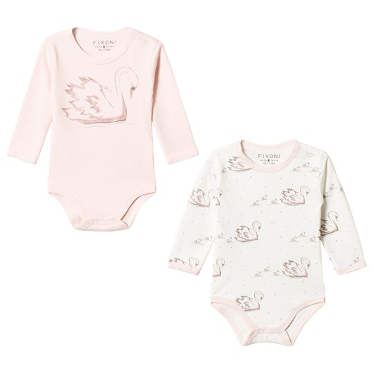 Fixoni Hush Baby Body 2-Pack Soft Rose Soft Rose