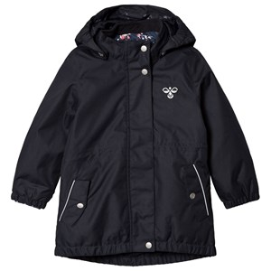 Image of Hummel 3-in-1 Daisy Jacket Dark Navy 110 cm (4-5 år) (1198238)
